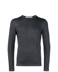 La Fileria For D'aniello Long Sleeve Fitted Sweater