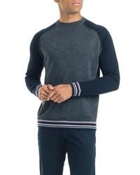 Good Man Brand Mix Modern Slim Fit Wool Sweater