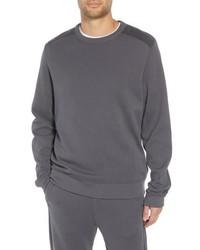 Vince Ottoman Stitch Sweatshirt