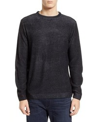 Vestige Plaited Crewneck Sweater
