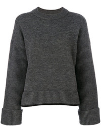 Ribbed sweater medium 5054512