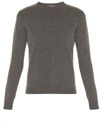 Valentino Rockstud Untitled 7 Crew Neck Cashmere Sweater