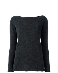 Fashion Clinic Timeless Round Neck Jumper