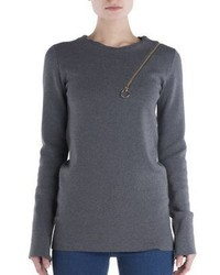 Stella McCartney Zip Detail Sweater