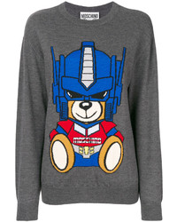 Moschino Transformer Knitted Jumper