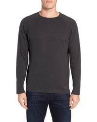 Stone Rose Trim Fit Crewneck Sweater
