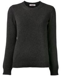 Valentino Round Neck Sweater
