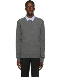 Comme des Garcons Homme Deux Wool Carded Sweater