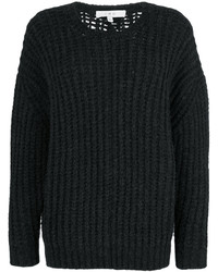 York knit sweater medium 5266899