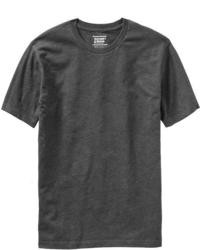 Charcoal Crew-neck T-shirt