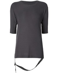 Alexandre Plokhov Strap Detail T Shirt