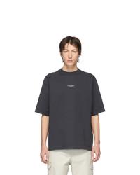 Acne Studios Black Extorr T Shirt