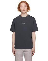 Axel Arigato Black Focus Logo T Shirt