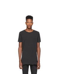 Ksubi Black Sioux T Shirt