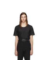 Deepti Grey Short Sleeve T Shirt