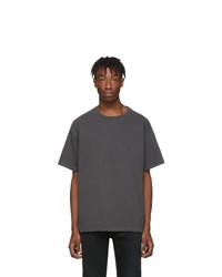 John Elliott Grey University T Shirt