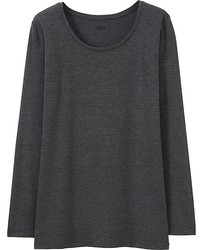 Uniqlo Heattech Crewneck T Shirt