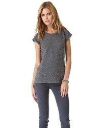 MiH Jeans Mih Round Neck Tee