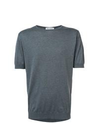 John Smedley Short Sleeve T Shirt