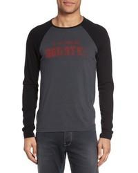 John Varvatos Star Usa Ramones Raglan T Shirt