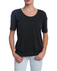 Alexander Wang T By Low Neck Tee