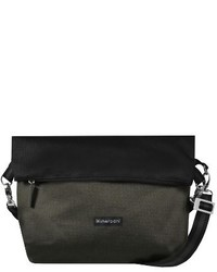 Sherpani Vale Reversible Crossbody Bag Grey