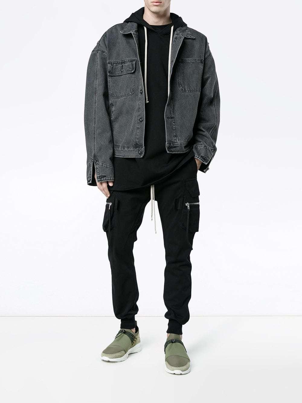 low priced e0980 468d9 $845, Yeezy Worker Jean Jacket