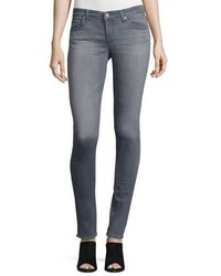 Ag legging super skinny 2 year jeans light gray medium 1314685