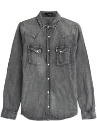 The Kooples Denim Shirt