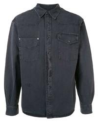 Kenzo Denim Western Shirt