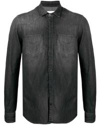 Dondup Denim Western Style Shirt