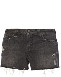 1158 cut off denim shorts medium 136607