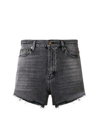 Saint Laurent Classic Denim Shorts