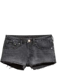 Denim shorts low waist medium 3766106