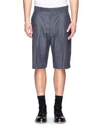 Lanvin Lightweight Denim Shorts