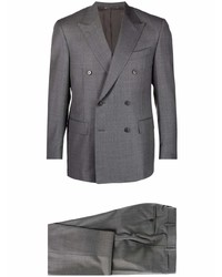 Canali Double Breasted Tailored Blazer