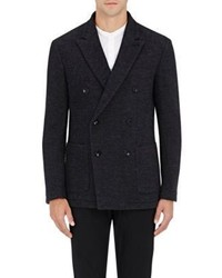 Helbers Brushed Felt Double Breasted Sportcoat