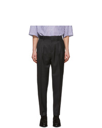 Isabel Marant Grey Check Nicklas Trousers