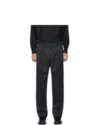 Valentino Grey Ninety Fit Trousers