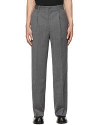 Han Kjobenhavn Grey Wool Suit Trousers