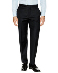 Hickey Freeman Solid Trousers