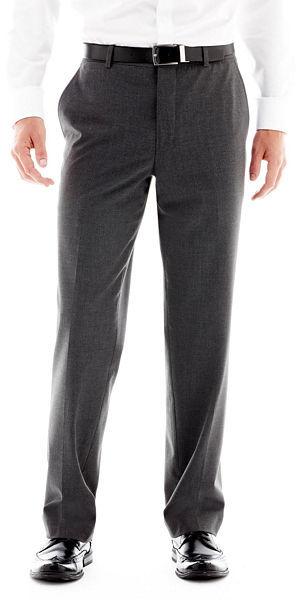 e2c11cd0056 ... JF J.Ferrar Jf J Ferrar Stretch Gabardine Flat Front Straight Leg Classic  Fit Suit ...