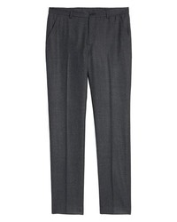 1901 Melange Wool Extra Trim Fit Trousers