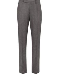 Ermenegildo Zegna Milano Wool Twill Trousers