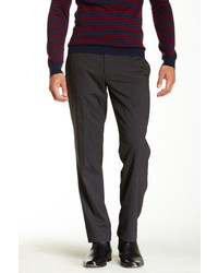 Kenneth Cole New York Wool Blend Sharkskin Component Pant