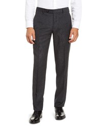 Zanella Parker Houndstooth Wool Trousers