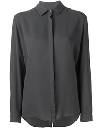 Charcoal dress shirt original 2134923
