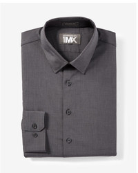 Athletic fit textured 1mx shirt medium 5026061