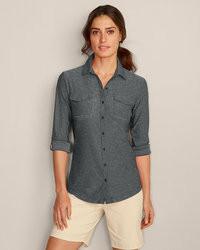 Infinity button down shirt medium 103300