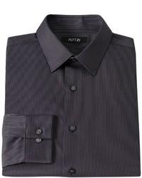 Apt. 9 Slim Fit Pinstripe Dress Shirt